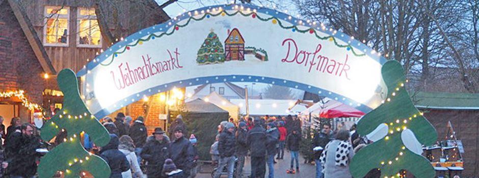 Weihnachtsmarkt in Dorfmark