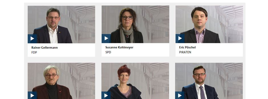 WDR-Kandidatencheck - Wahlkreis Gütersloh II
