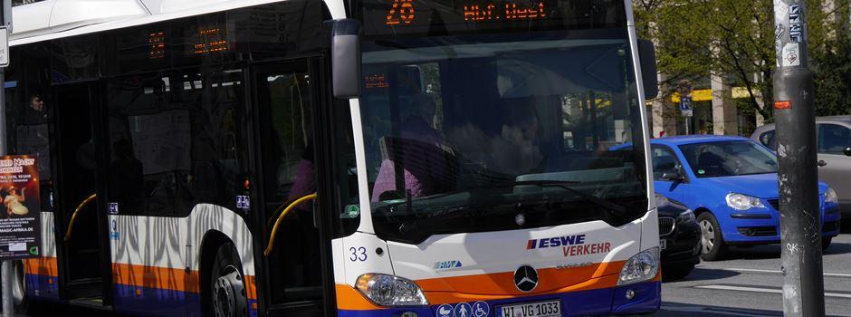 Streik am Dienstag: Alle Wiesbadener Buslinien betroffen