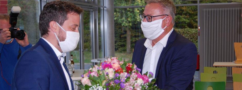 Neuer alter Bürgermeister in Herzebrock-Clarholz
