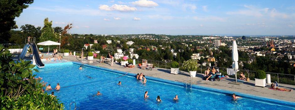 Eintritt frei: Opelbad eröffnet am Freitag