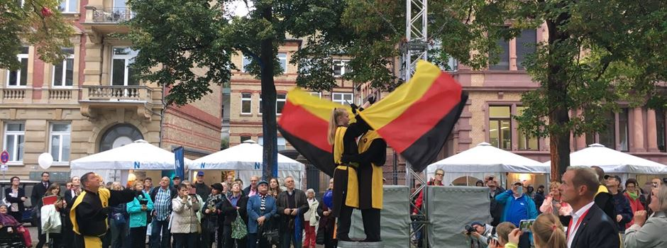 Tag der Deutschen Einheit: So lief der Montag in Mainz