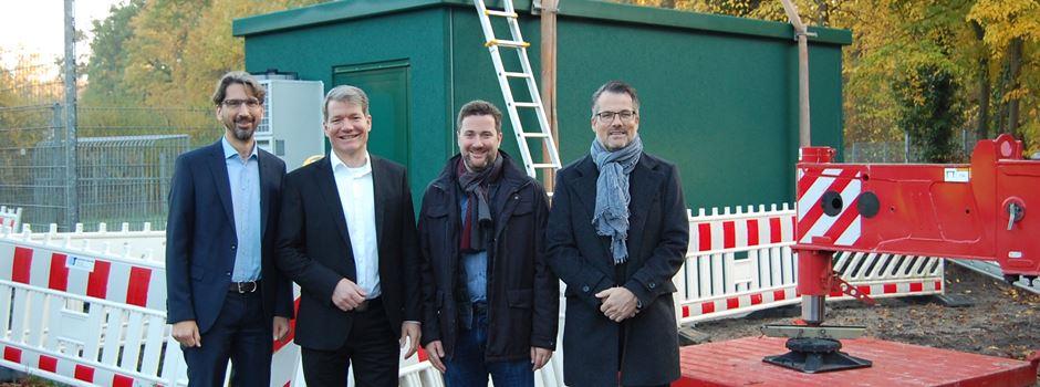 Knotenpunkt für Glasfaser wird im Ortsteil Herzebrock installiert