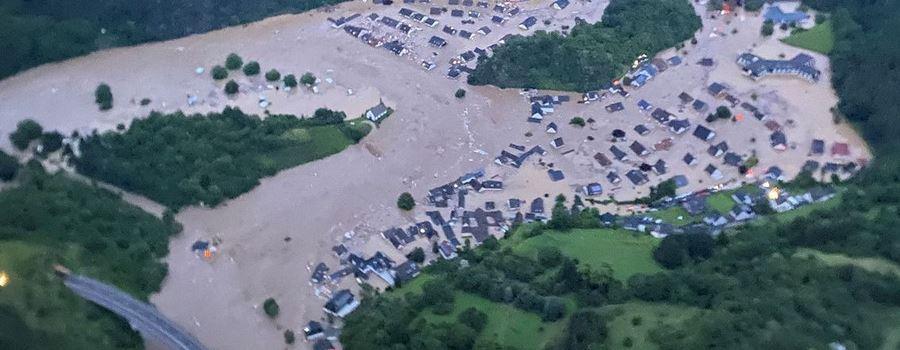 Hochwasser-Katastrophe in Rheinland-Pfalz: So ist der Stand