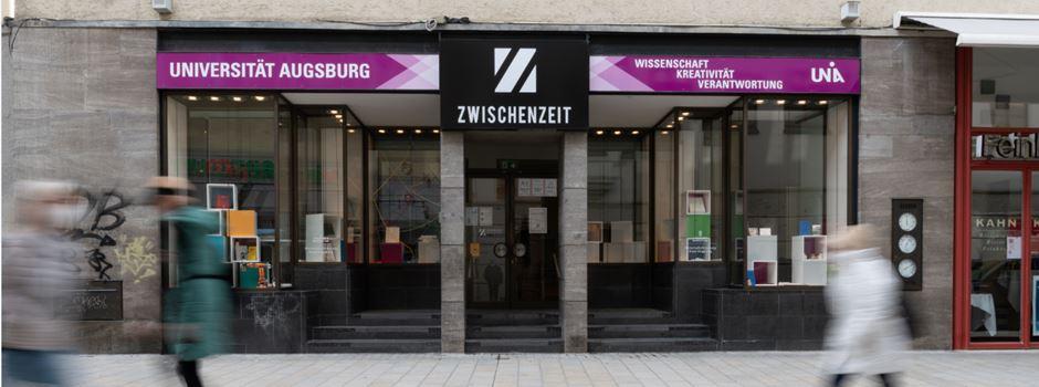 """Die Uni eröffnet Zweigstelle im Pop-Up Store """"Zwischenzeit"""""""
