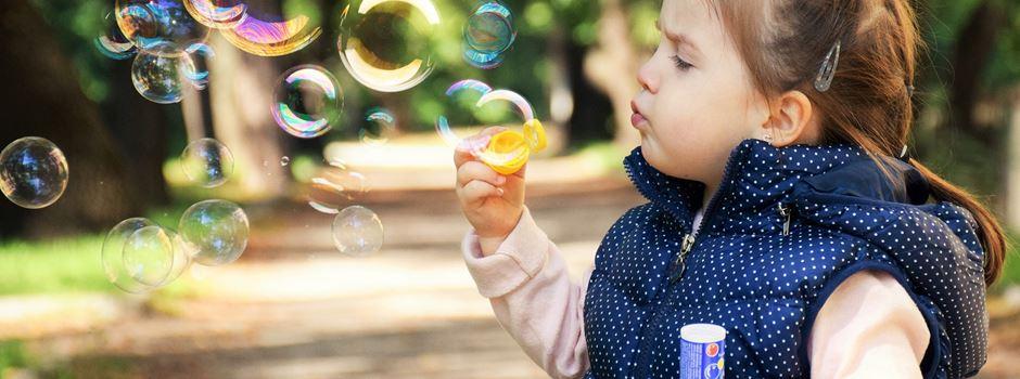 5 Möglichkeiten, sich wieder wie ein Kind zu fühlen