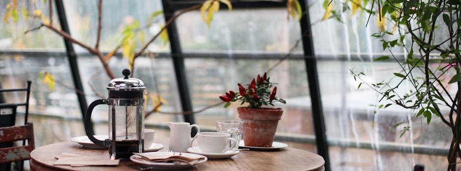 Kaffee trinken gehen für Frühausteher
