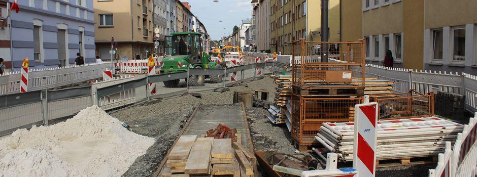 Diese Baustellen Werden Die Frankfurter 2018 Beschäftigen