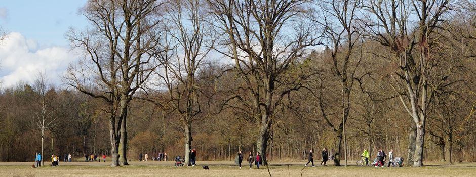 Zwei Brände im März: Erweiterte Regeln im Stadtwald Augsburg