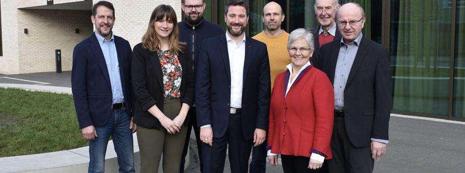 Bürgermeister Marco Diethelm stellt sich erneut zur Wahl im September