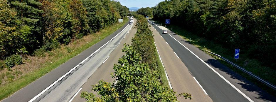 Ärger um Baumaßnahmen auf der A643