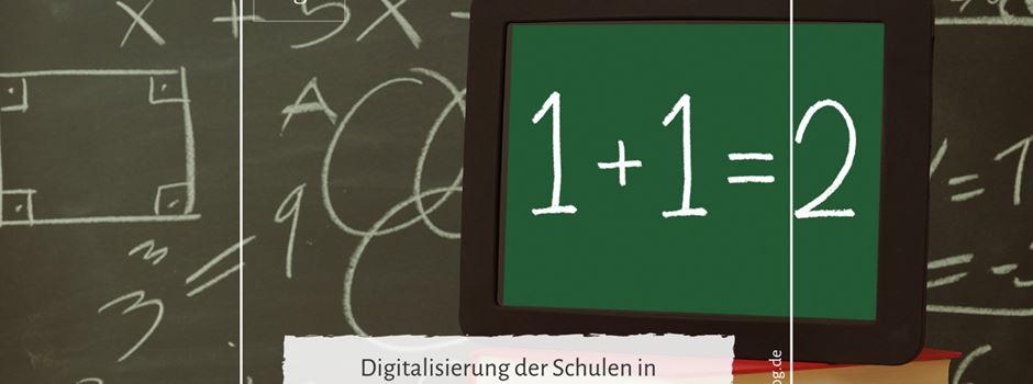 Digitalisierung der Schulen in Herzebrock-Clarholz