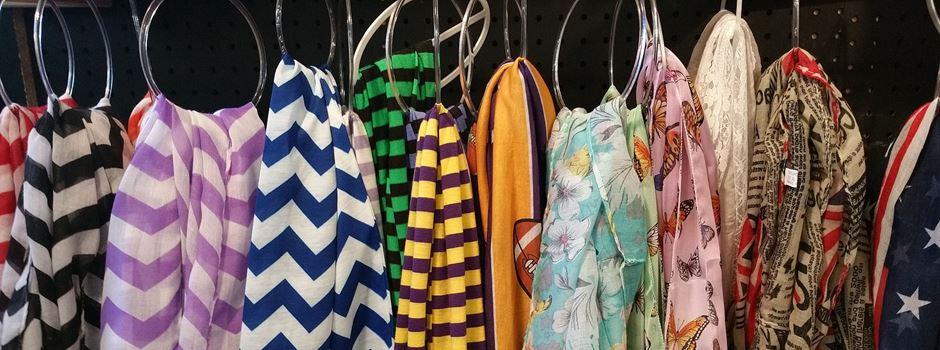 Vinty's: Secondhand Mode für einen guten Zweck!