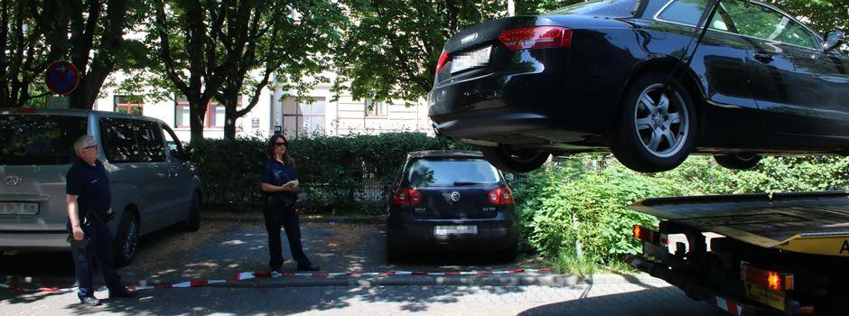 Abgeschleppte Opelbad-Besucher: Stadt zahlt Knöllchen