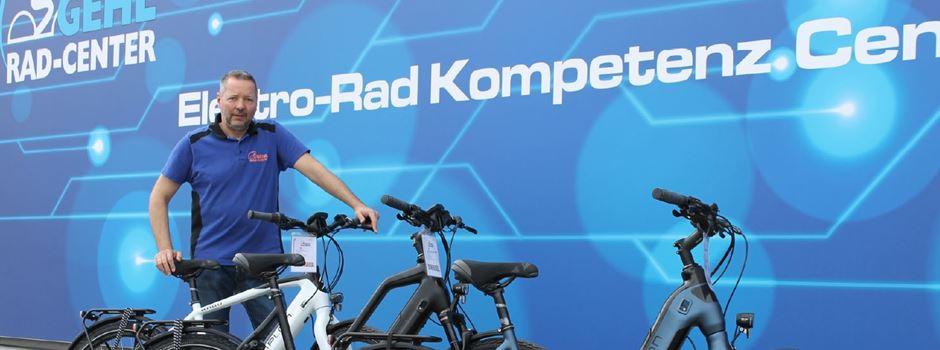 E-Bike kaufen beim Gehl Rad-Center lohnt sich