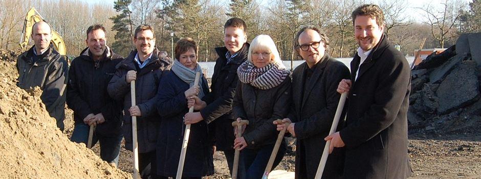 Neubau der Von-Zumbusch-Gesamtschule