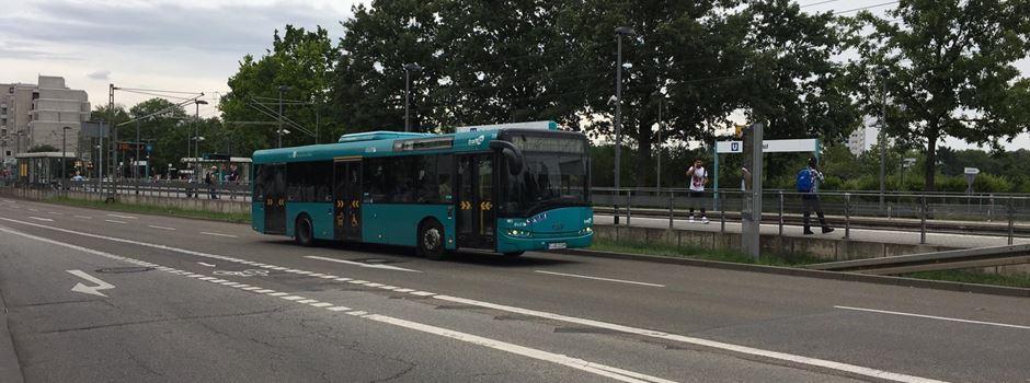 Qual und Freude im Bus der Linie 34