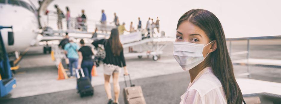 Starke Belastung des Gesundheitsamtes durch Corona-Tests für Reiserückkehrer