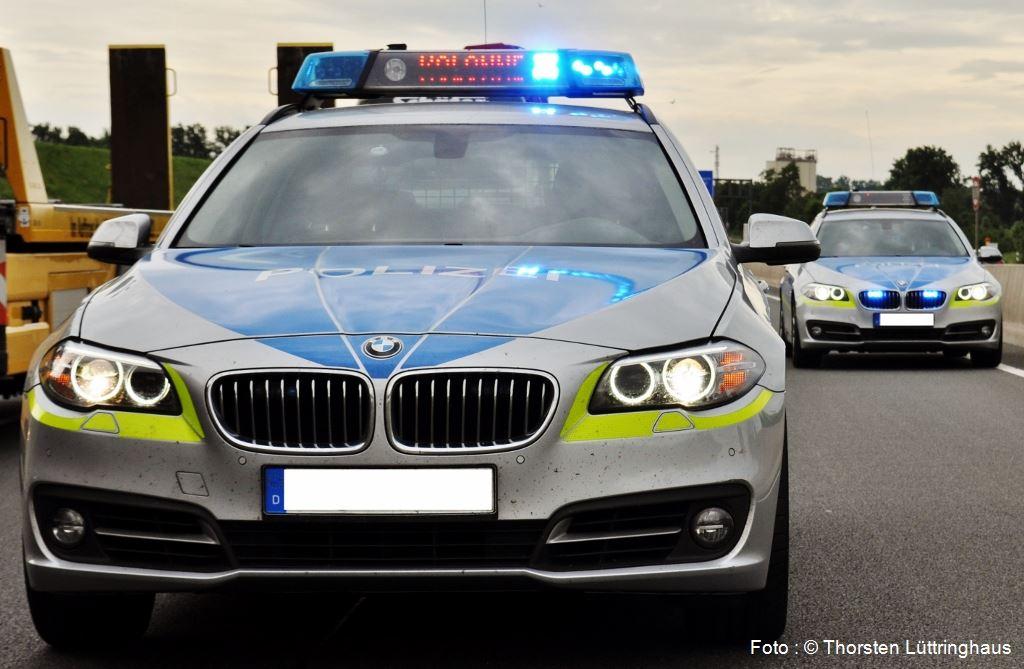 Tödlicher Auffahrunfall auf A66: Autofahrer (64) stirbt noch am Unfallort
