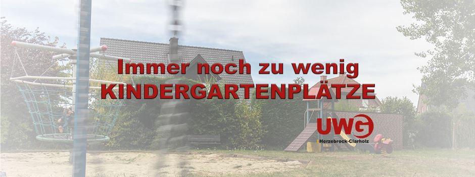 UWG beantragt Kindergarten im Neubaugebiet am Postweg