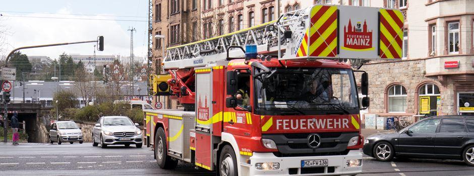 18 Feuerwehreinsätze in eineinhalb Stunden