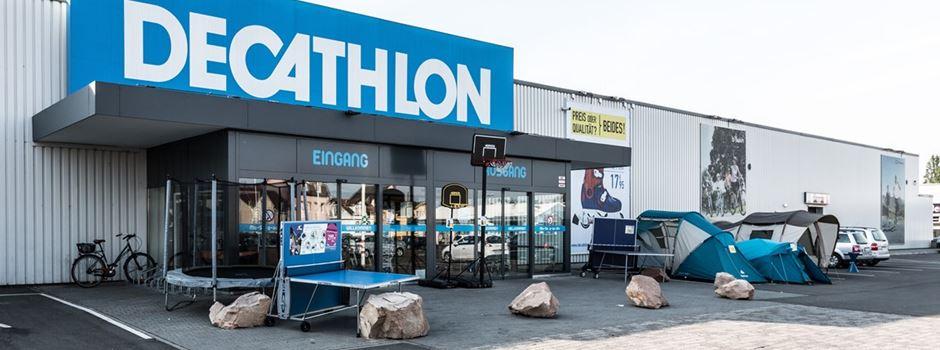 Decathlon eröffnet Filiale in Wiesbaden
