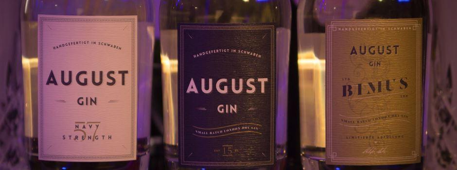 Gin und weg: Probetrinken zwischen Relikten und neuen Aromen mit August Gin