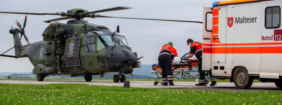 Zerstörte Arztpraxen: Droht nun die nächste Katastrophe?