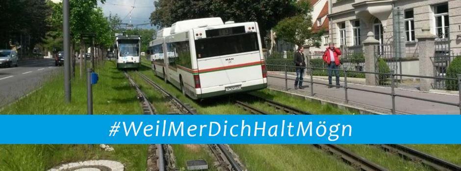 Weil Mer Euch Halt Mögn: Wenn die swa eine Kampagne wie die BVG aufziehen würde