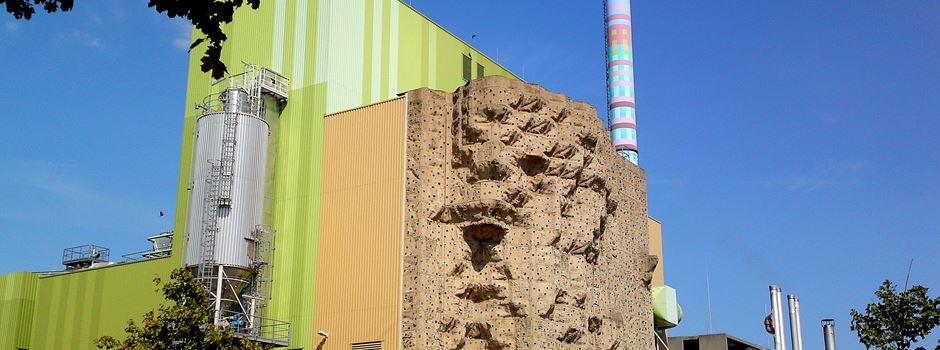 An Hauswänden klettern - bald auch in Mainz?