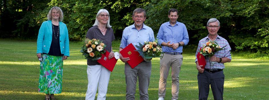 70, 50 und 40 Jahre in der SPD