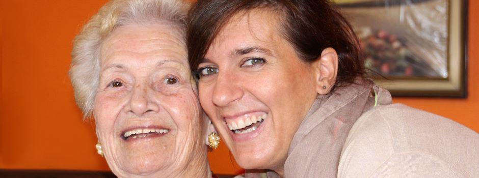 Senioren im Alltag begleiten