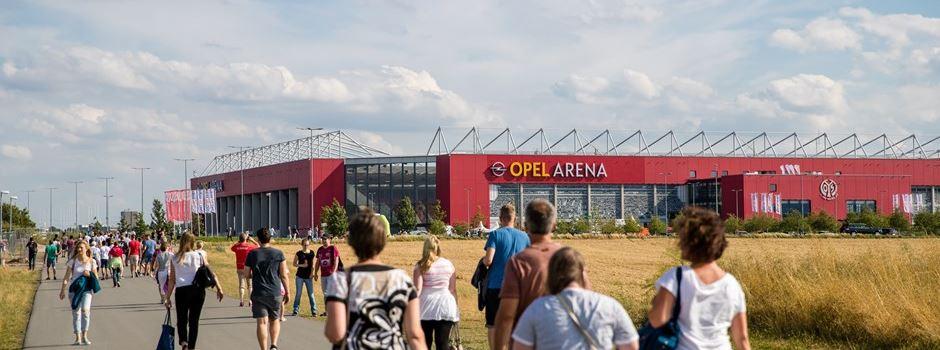 DFB-Pokal: Warum das Erstrundenspiel jetzt in Mainz stattfindet