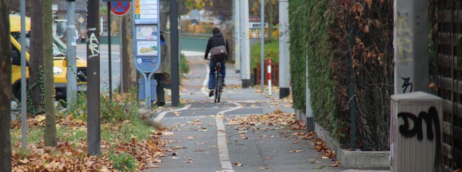 Leben Radfahrer in Mainz gefährlich?