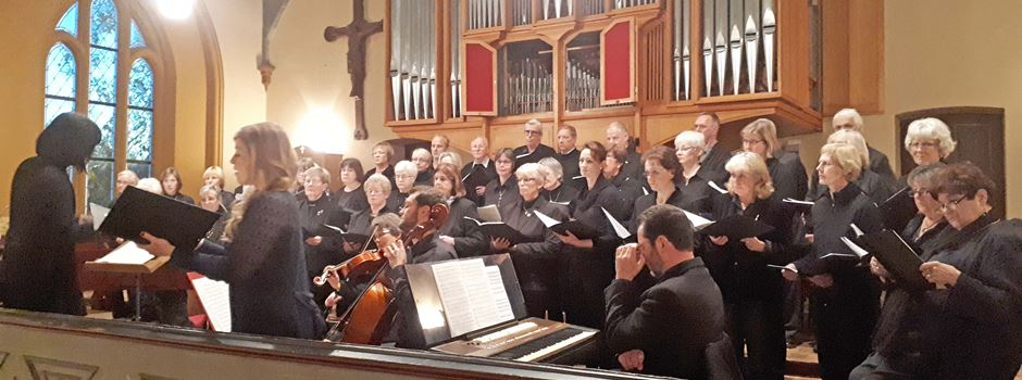 Weihnachtliches Chorkonzert