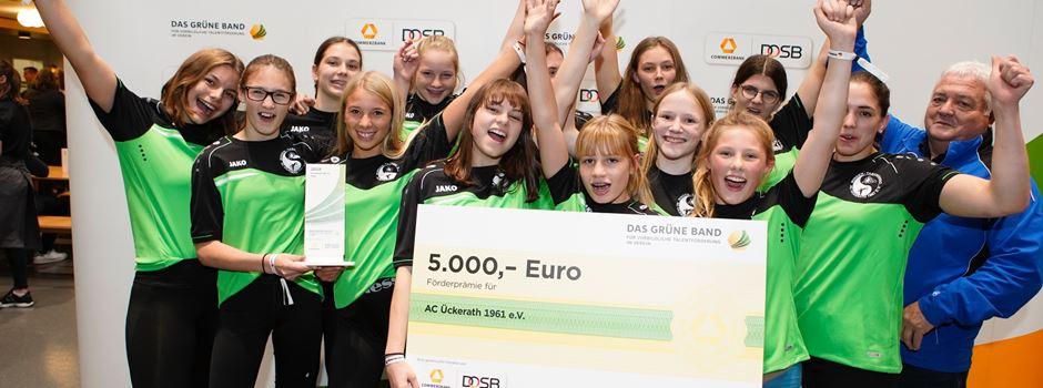 Sportvereine aufgepasst: Es gibt 5.000 Euro für die Nachwuchsarbeit