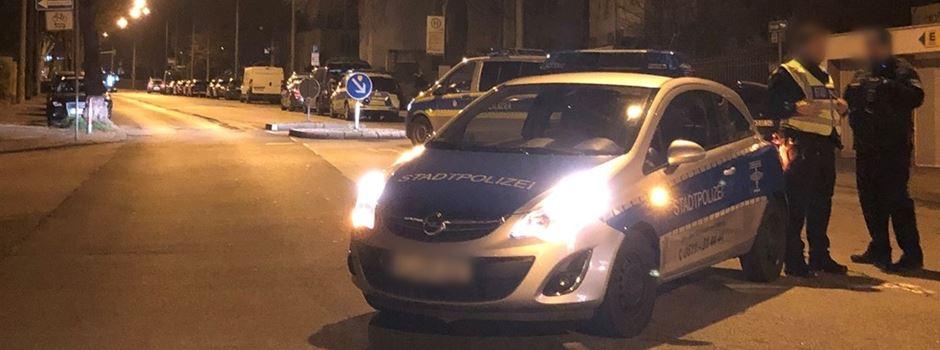 Großkontrolle in der Innenstadt führt zu Festnahme