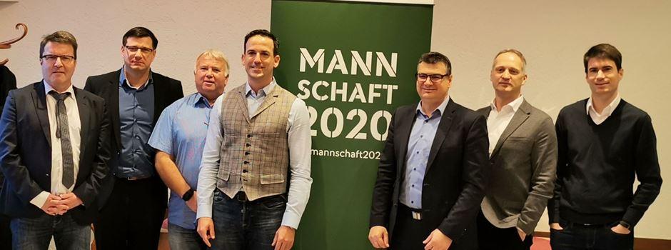 """""""Mannschaft 2020"""" stellt Team und Ideen vor Ort vor"""