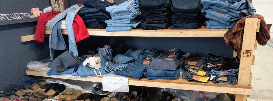 Wie ein Mainzer Startup Kleidung neues Leben gibt