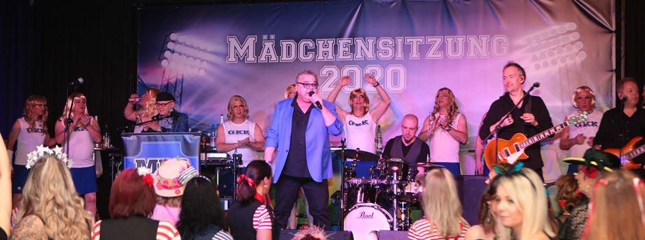 Mädchensitzung 2020 in Zündorf