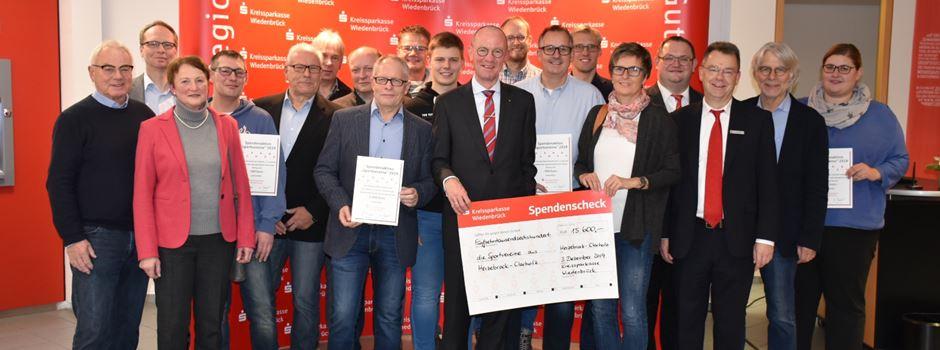Anzeige: Kreissparkasse fördert Herzebrocker Vereine mit 15.600 Euro