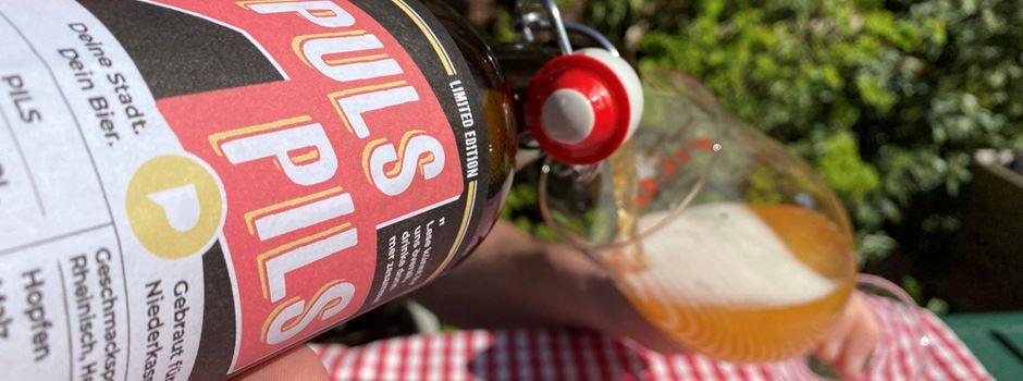 Das Bier für Niederkassel - unser PulsPils ist da!