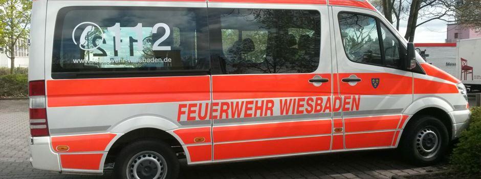 Altbau-Brand sorgt für Vollsperrung der Danziger Straße