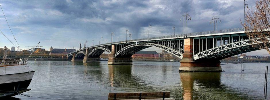 Theodor-Heuss-Brücke einen Monat lang gesperrt