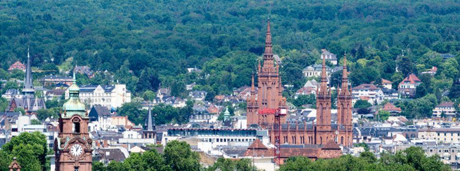 In diesen Stadtteilen leben die zufriedensten Wiesbadener