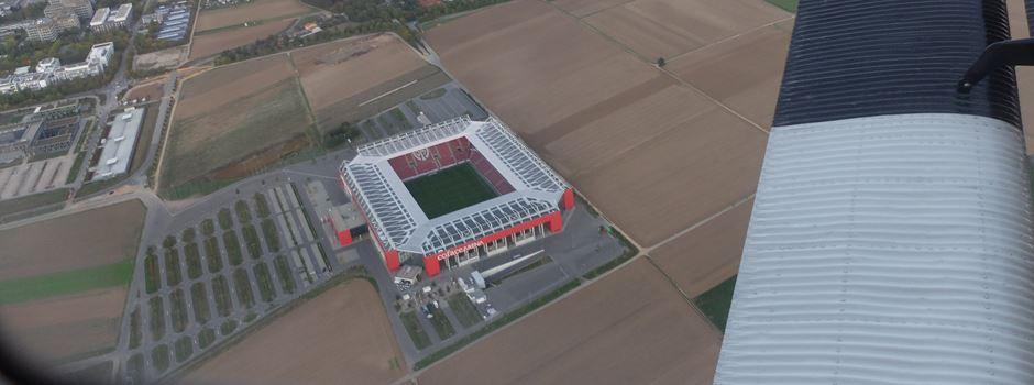 Mutieren die Feldwege an der Opel Arena zur neuen Bundesstraße?