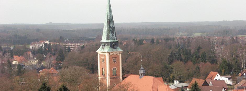 Bläserensemble in St. Johanniskirche