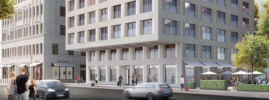 So soll das neue Hotel am Kureck aussehen