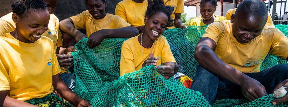 Hilfe zur Selbsthilfe - Kleinkredite in armen Ländern