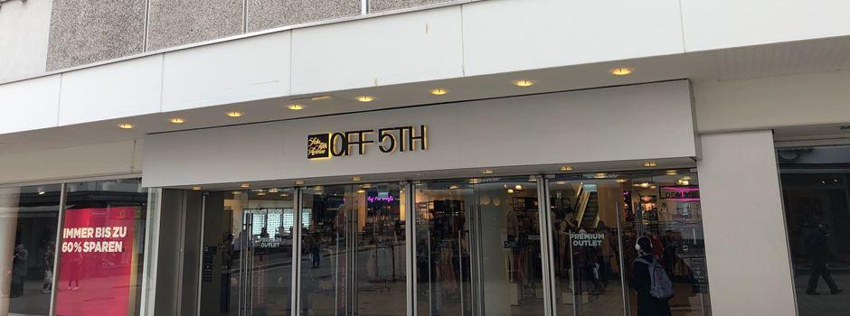 Saks Off 5th schließt — Nachmieter bereits bekannt